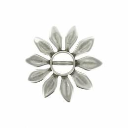 Passant gpassant fleur 51,50mm trou 13mm - 408