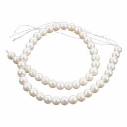 Fil perles d'eau douce - 408