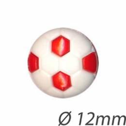 Bouton enfant ballon de foot - 408
