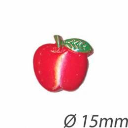 Bouton enfant pomme - 408
