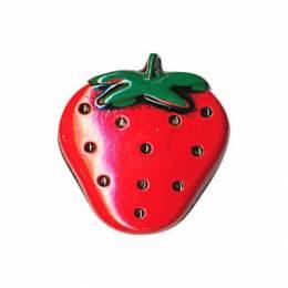 Bouton enfant fraise - 408