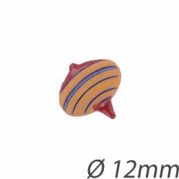 Bouton enfant toupie - 408