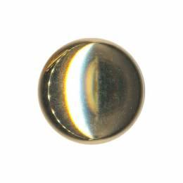 Bouton couture bombé métal - 408