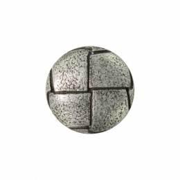 Bouton aspect métal - 408