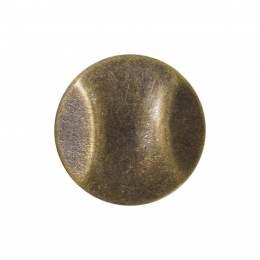 Bouton métal à queue - 408