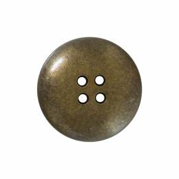 Bouton métal 4 trous - 408