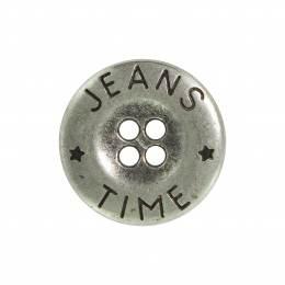 Bouton jeans 4 trous - 408
