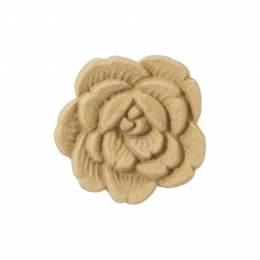 Bouton fleur à queue - 408