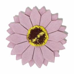 Fleur à coudre 6 cm - 408