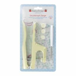 Pince BabySnap® pour pression plastique et métal - 408