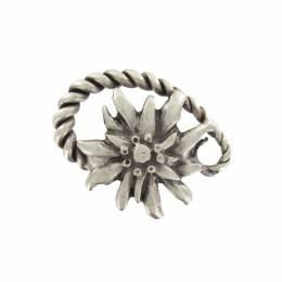 Decoration métal vx argenté - 408