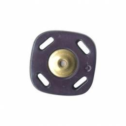 Bouton pression à coudre de couleur - 408