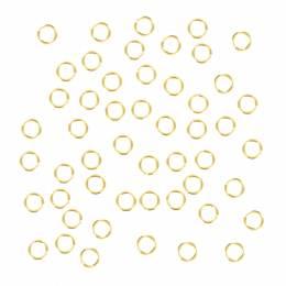 Petits anneaux ronds - 408