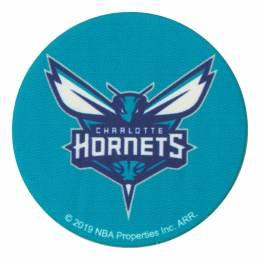 NBA Hornets 7,5cm - Thermocollant et autocollant - 408