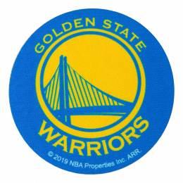 NBA Warriors 7,5cm - Thermocollant et autocollant - 408