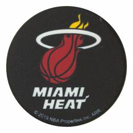 NBA Miami Heat 7,5cm - Thermo et autocollant - 408