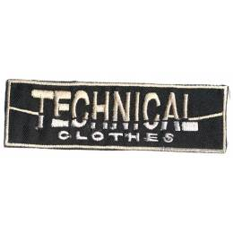 Thermocollant badge technical - 408