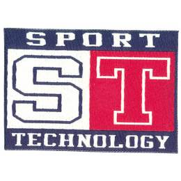 Thermocollant badge sport technologie 5 x 7 cm - 408