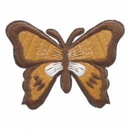 Thermocollants papillons marron - 408