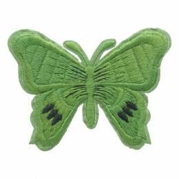 Thermocollants papillons vert - 408