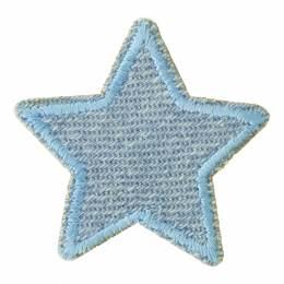 Thermocollant et autocollant étoile 4x4cm - 408