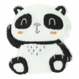 Thermocollant et autocoallant panda 5,5x6cm - 408
