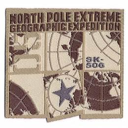 Thermocollant north pole extreme 5 x 5,5 cm - 408