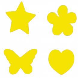 Thermocollant petit assortiment jaune - 408
