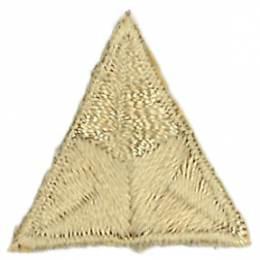 Mouche en tissu brodé - 408