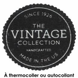 Thermocollant vintage collection 5cm - 408