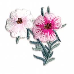 Thermocollant fleurs 4 x 5 cm - 408