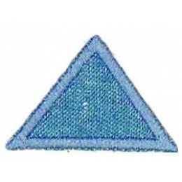 Mouche thermocoallante (x2) 2,5 x 3,5 cm - 408