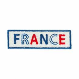 Thermocollant France 6x1,8cm - 408