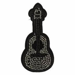 Motif thermocollant guitare - 408
