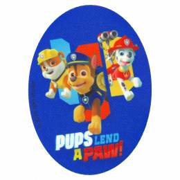 Coude thermocollant paw patrol 11x8 - 408
