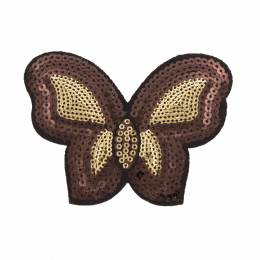 Thermocollant papillon 12x9cm - 408