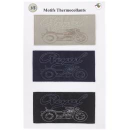 Motifs thermocollants - 408