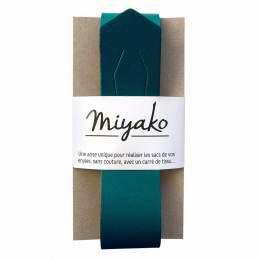 Anse de sac Miyako en cuir canard - 408