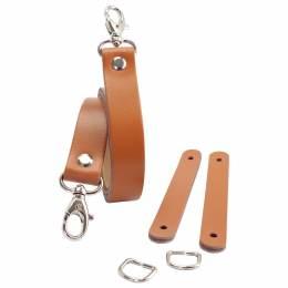 Lanière de sac tote bag Miyako camel - 408