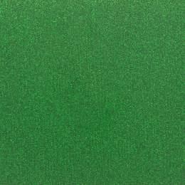Feuille de flexcut paillettes vert 50x25 cm - 408