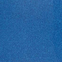 Feuille de flexcut paillettes bleu dur 50x25 cm - 408
