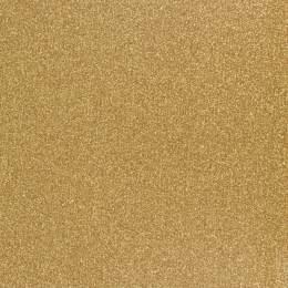 Feuille de flexcut paillettes dorées 50x25 cm - 408