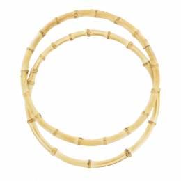 Anse de sac bambou 19cm - 408