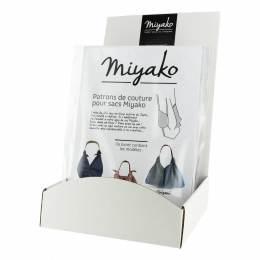 Présentoir de 18 livrets patron Miyako - 408