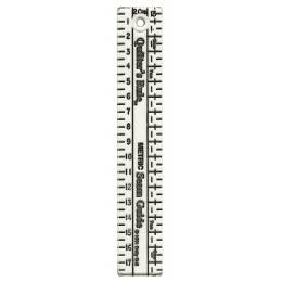 Règle rectangle 3x18cm - 415