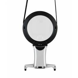 Loupe Daylight sautoir LED avec pied - 416