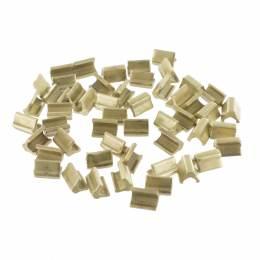 Arrêts jonc 6mm laiton or x50u - 42