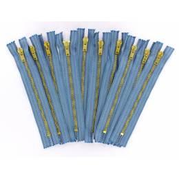 Lot de 10 fermetures Z15 jeans en 20 cm - 42