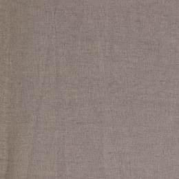 Tissu batiste taupe 100%coton 75grs env 138cm - 44