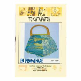 Kit couture patchwork sac en promenade - 449